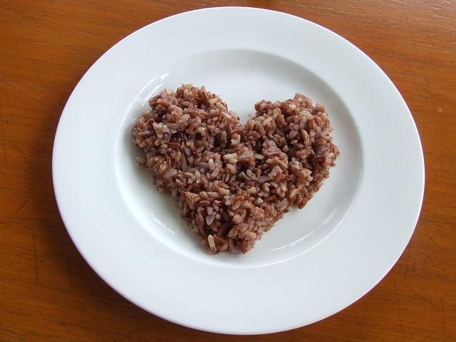 hnědá rýže
