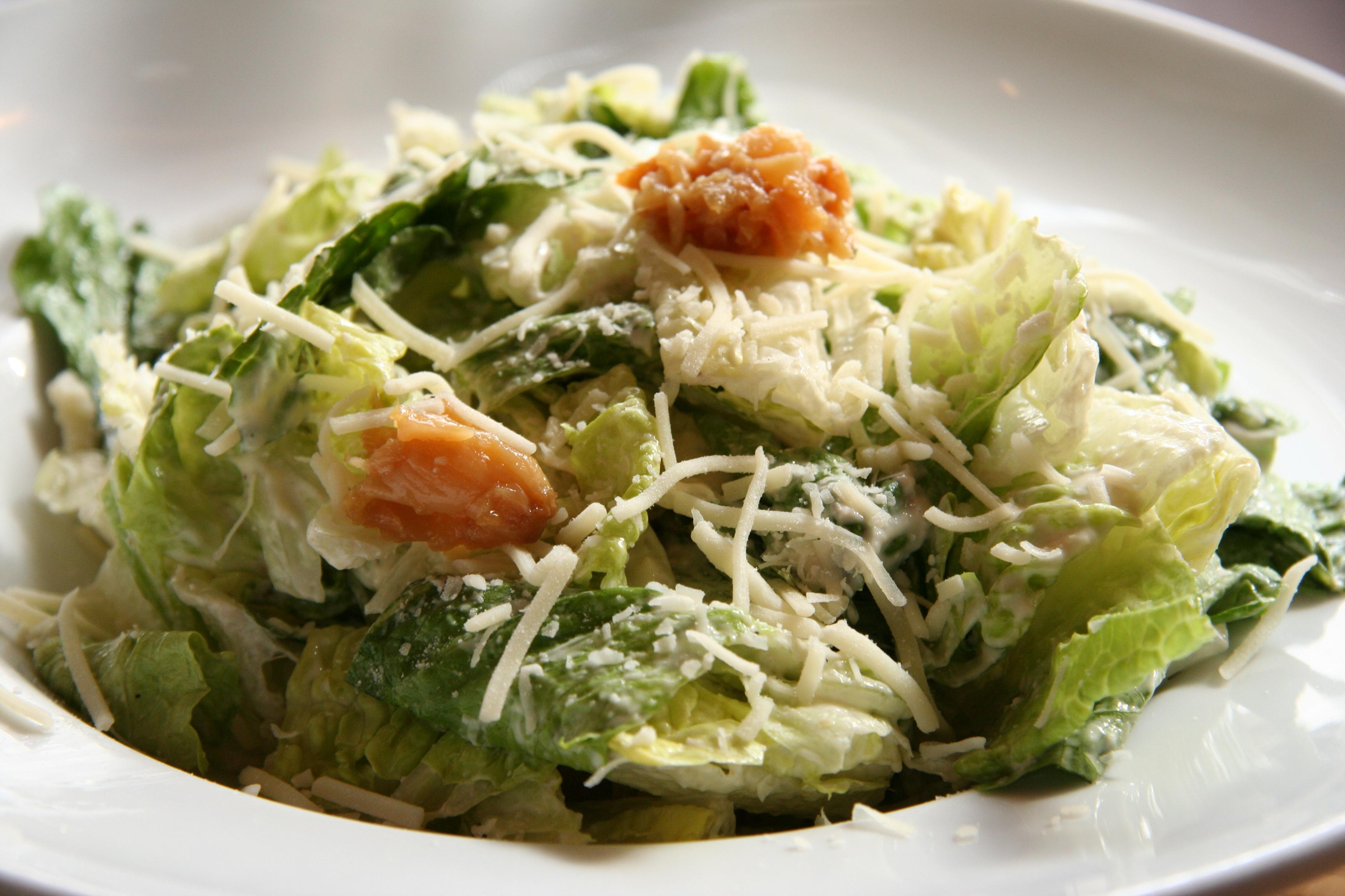 jarní čekankový salát