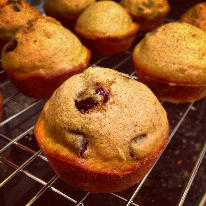 muffiny z rebarbory