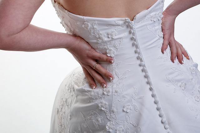Jak zhubnout do svatebních šatů?