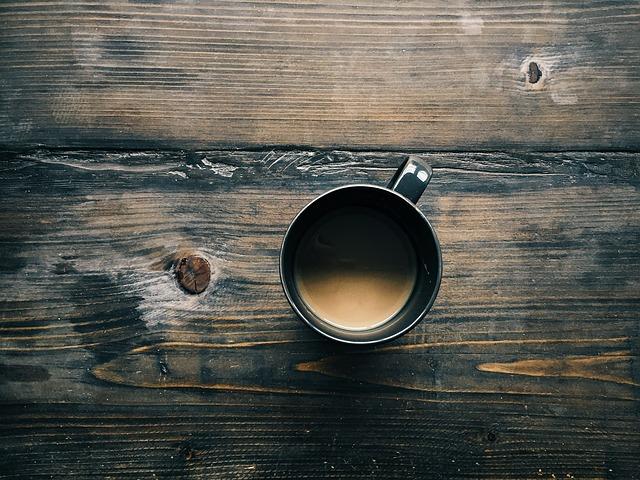 guarana vs. káva