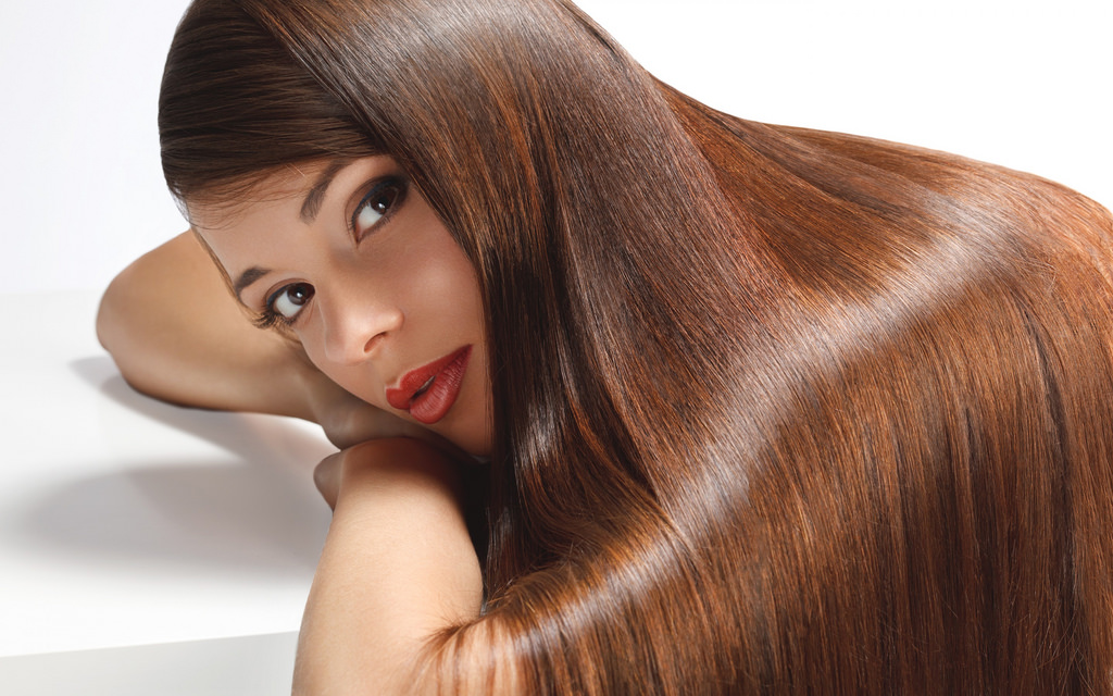 kokosový olej a vlasy