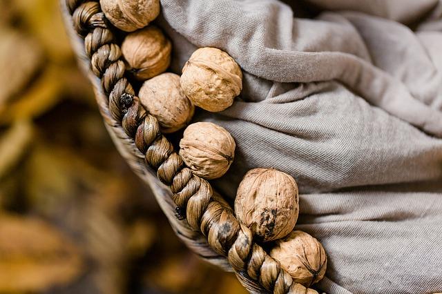 vlašské ořechy