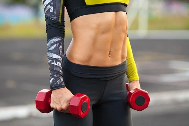 Výzva břicho denní 30
