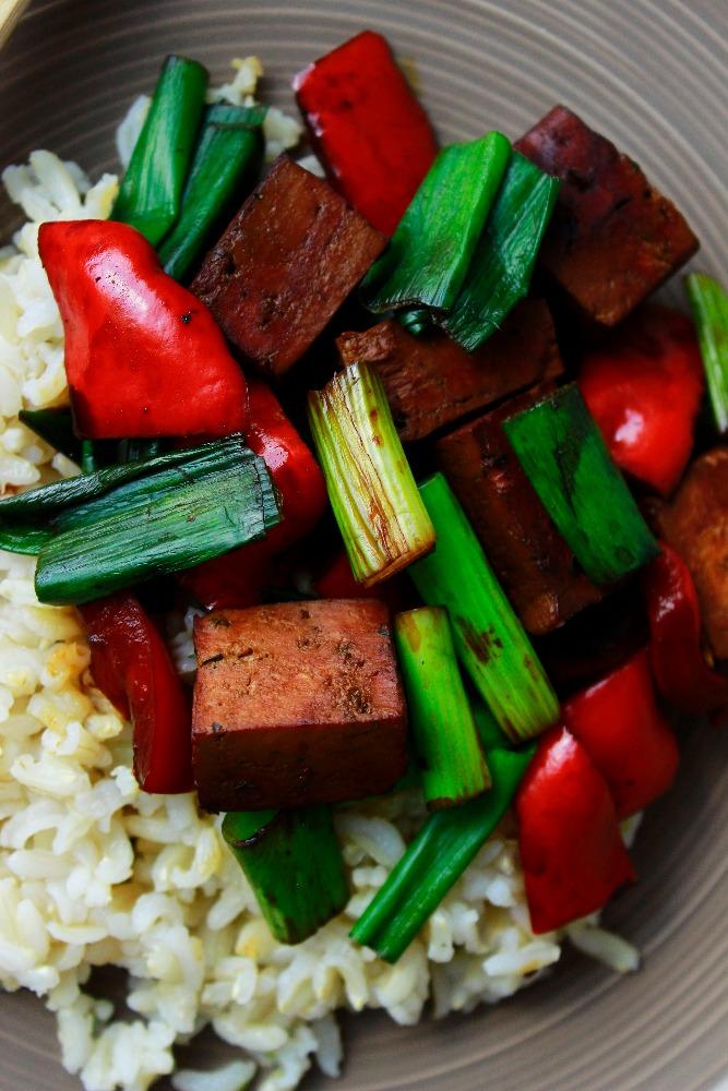 tofu čína