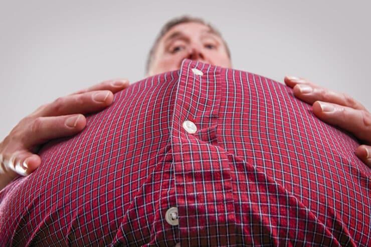 Online s nadváhou