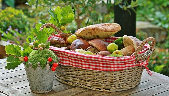 zdravé podzimní potraviny