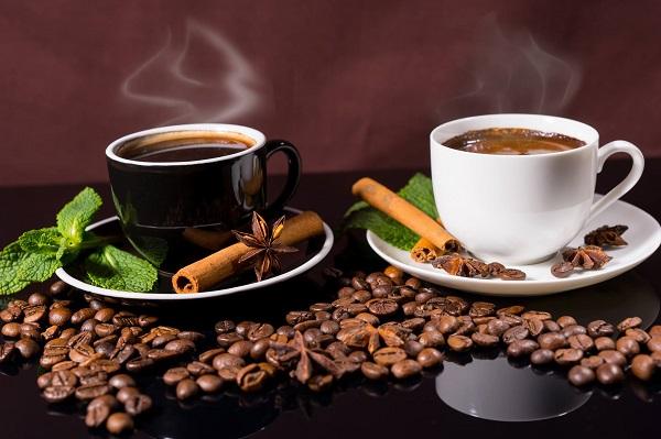 ranní káva a hubnutí