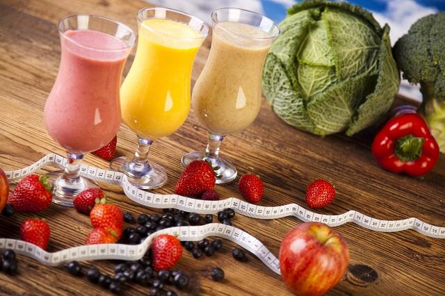 zdravé jídlo a hubnutí