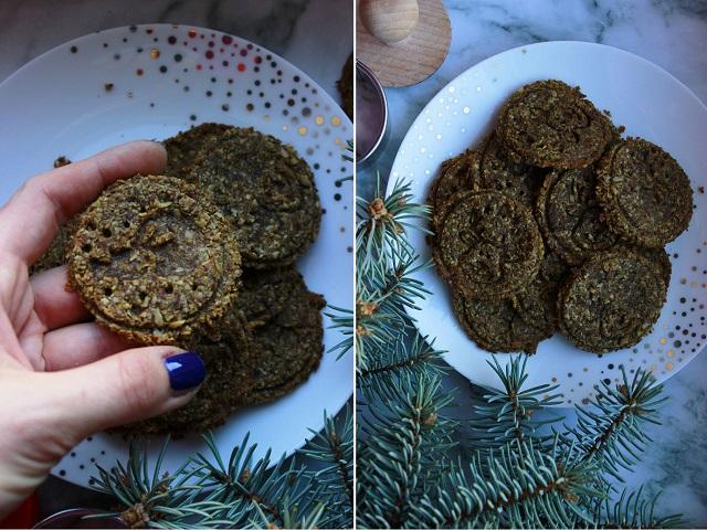 bezlepkové perníkové sušenky