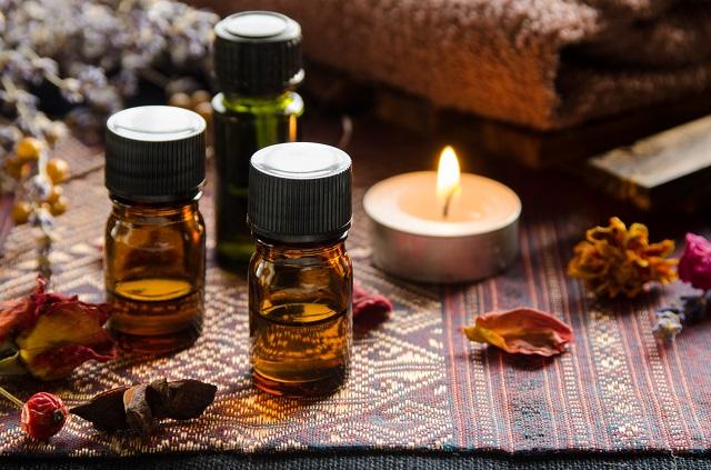 vonné oleje a silice na masáže