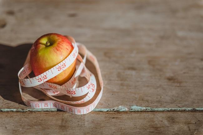 hubnutí počítáním kalorií