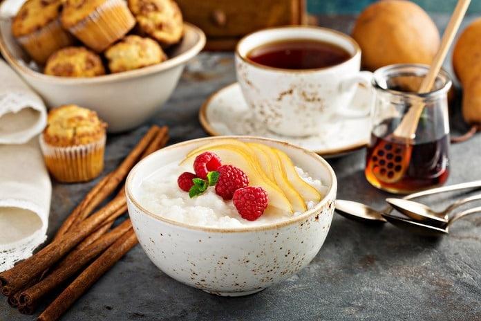 sladká snídaně