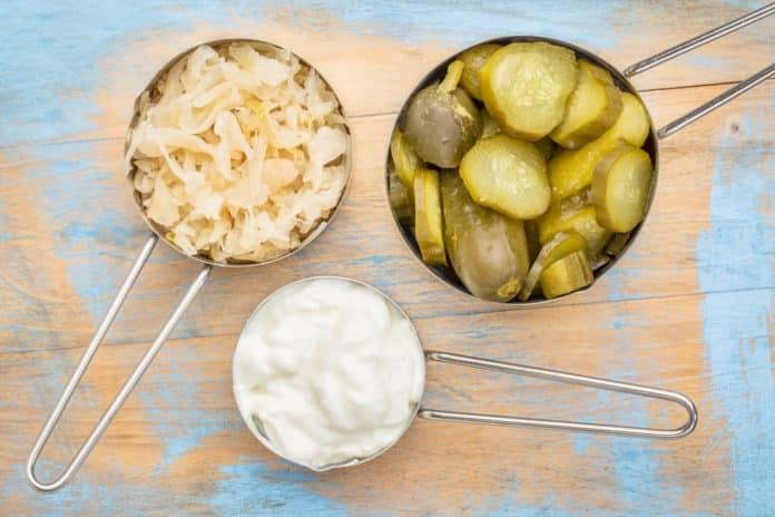 přirozené zdroje probiotik