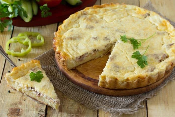 španělský bramborový koláč
