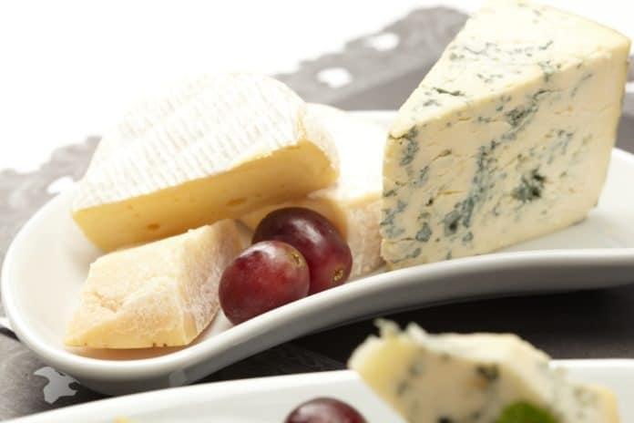 sýrový talířek