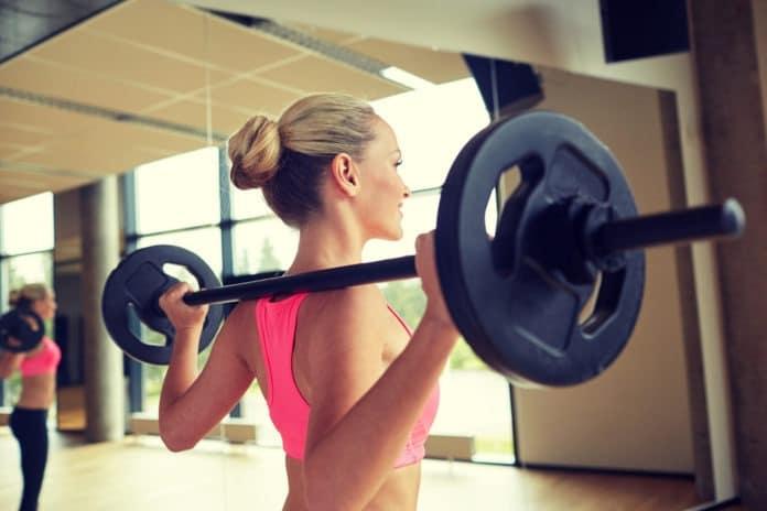 silové cvičení