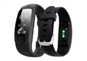 UMAX U-Band 107 Plus HR Black