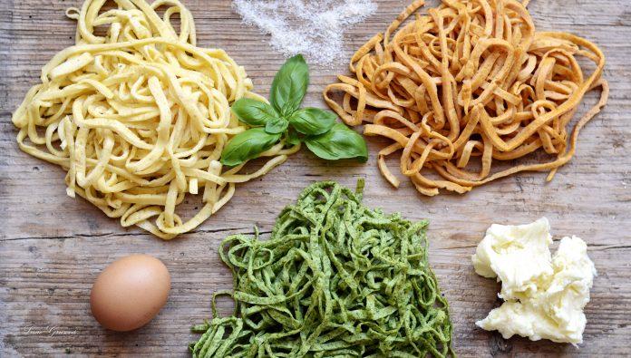 grusetky - těstoviny bez mouky