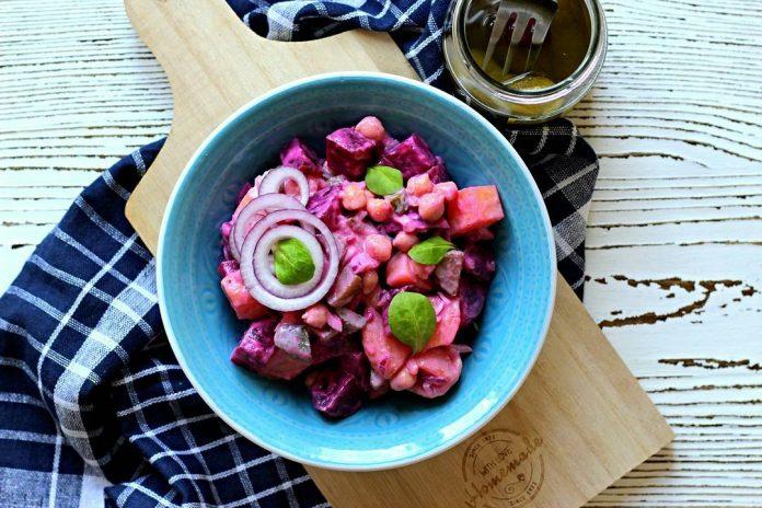 netradiční bramborový salát