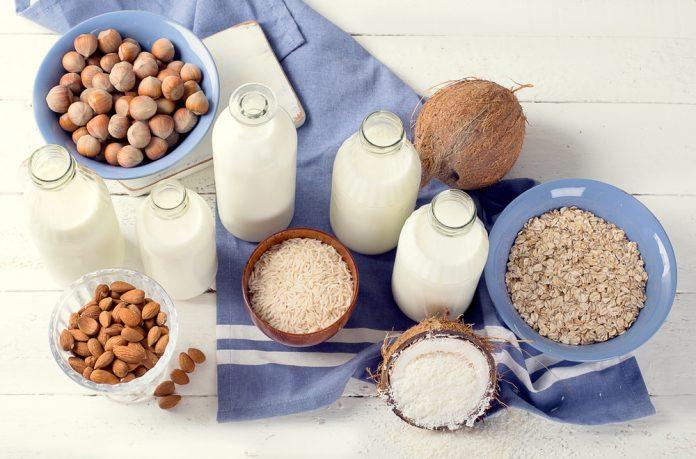 mléka bez laktózy
