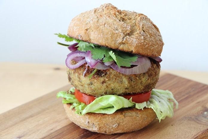 ovesno-luštěninový-burger