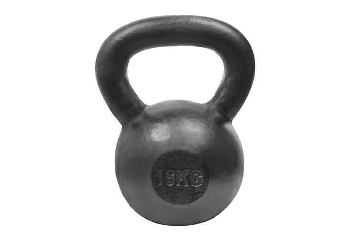 Lifefit Kettlebell Steel 16 kg