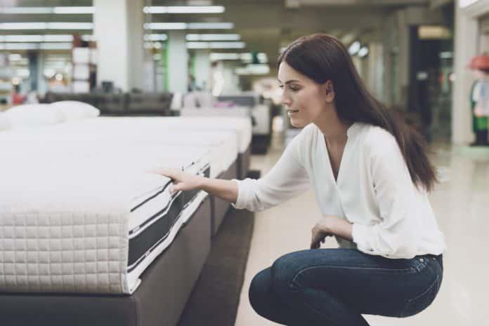 nákup matrace