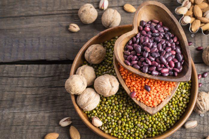 vhodné zdroje bílkovin