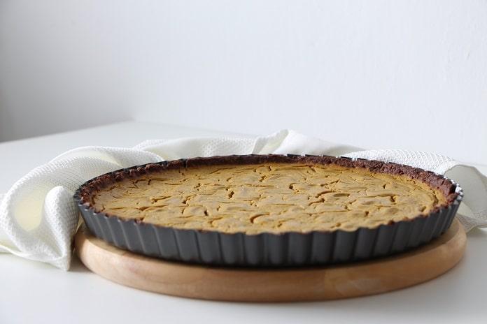 dýňový koláč