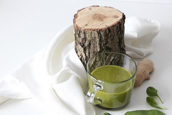 zelené smoothie pro lepší imunitu