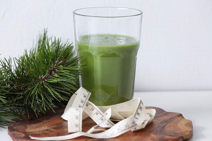 zelené smoothie spalovač kalorií