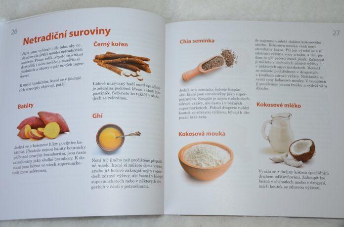 netradiční suroviny v jídelníčku na hubnutí