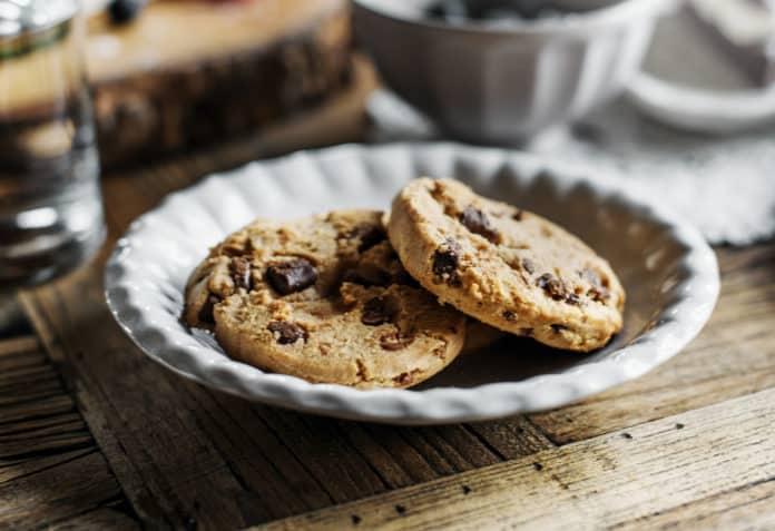 zdravé sušenky z ovesných vloček