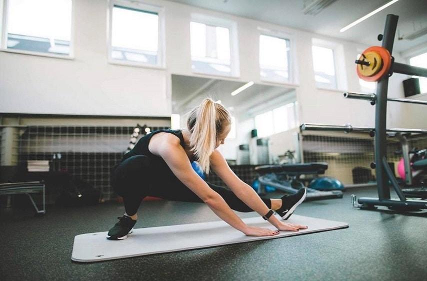 Markéta Gajdošová fitness