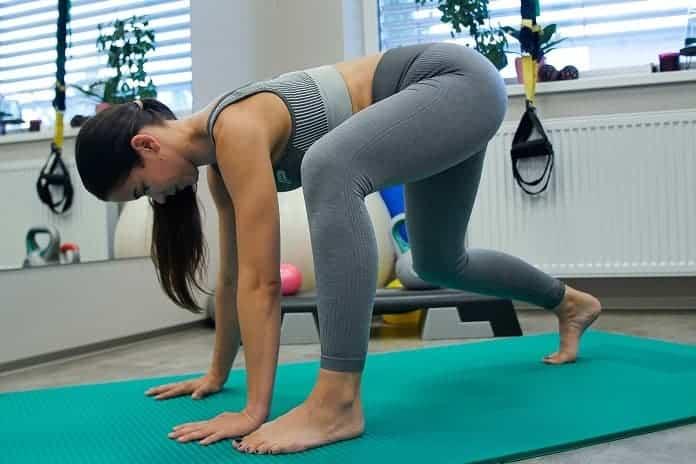 cvičení dynamické neuromuskulární stabilizace