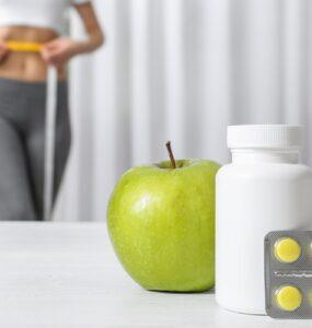 Podpora hubnutí: Stimulační a nestimulační spalovače tuku a další doplňky