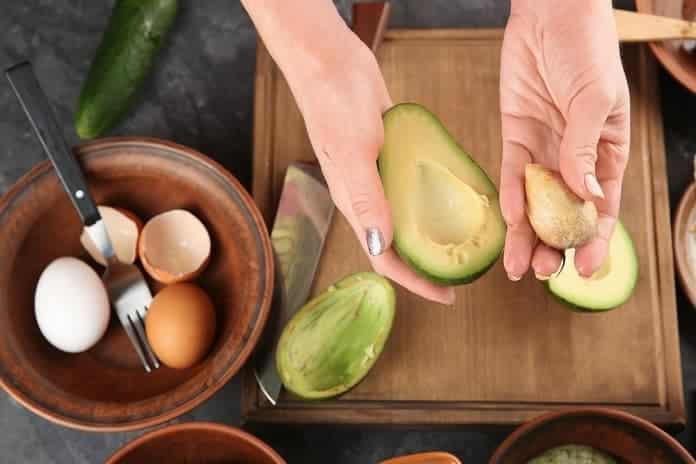 potraviny s vysokým obsahem omega-6 mastných kyselin