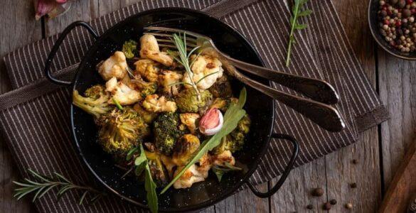 Zdravý jídelníček proti nedostatku železa