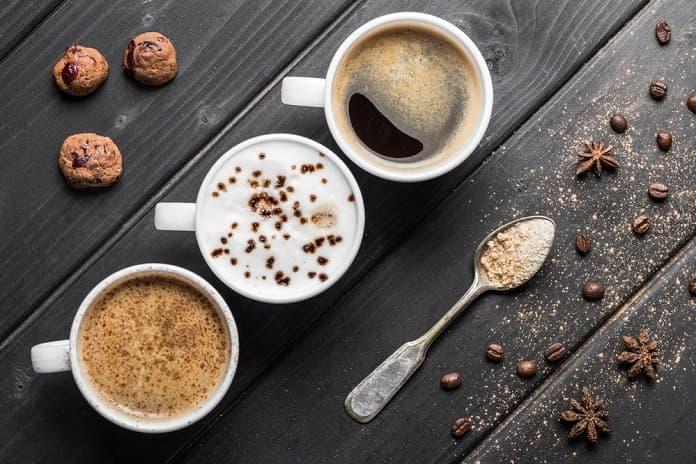 hořčík a kofein