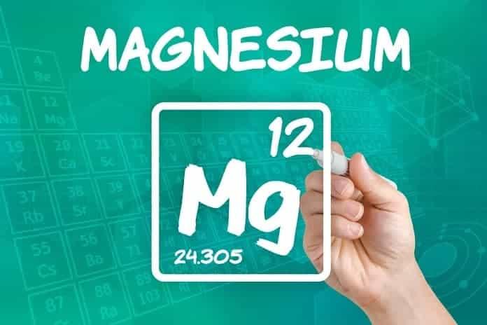 hořčík vs magnesium