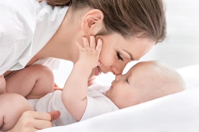 zdravá matka i dítě