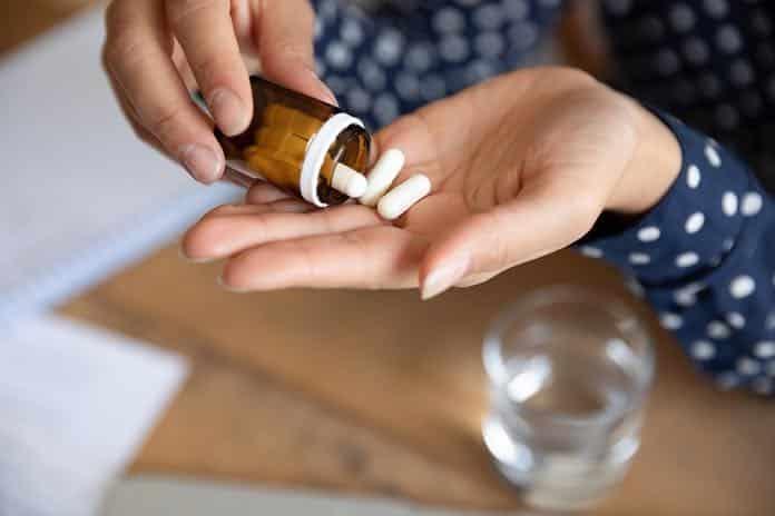 bisglycinát hořečnatý - doplňky stravy