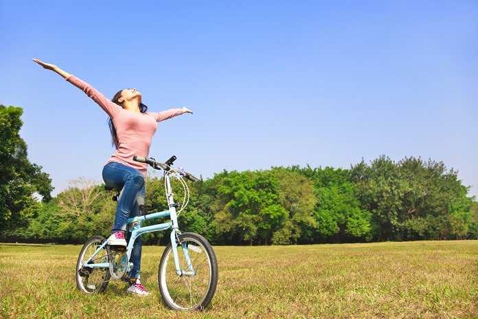 cyklistika - zábava