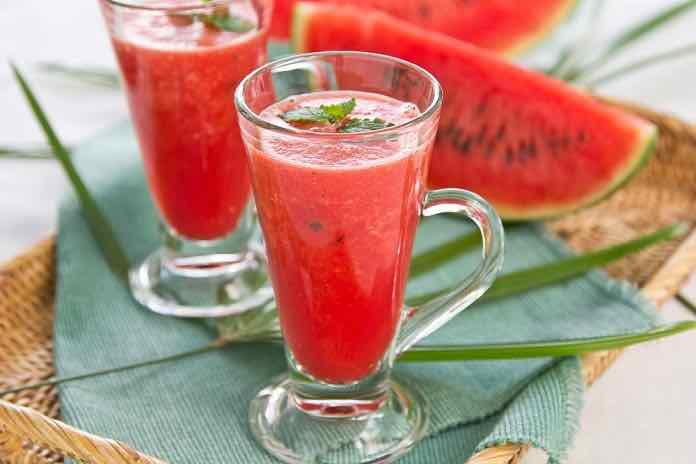 meloun - nápoj