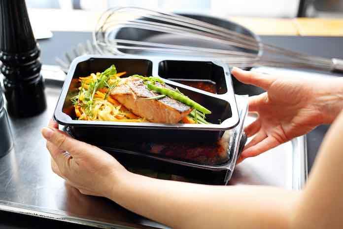 nutričně vyvážená krabičková dieta
