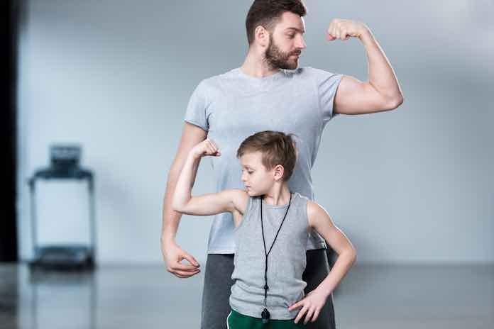 testosteron v pubertě